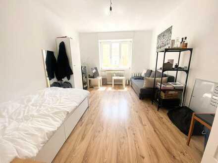 Drei Zimmer Wohnung direkt in Freiburg Wiehre