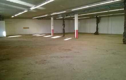 Hallen- / Lagerflächen in guter Lage