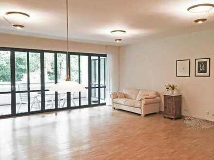 Schöne 4-Zimmer-Wohnung mit Balkon und EBK am Stadtpark von Neuss