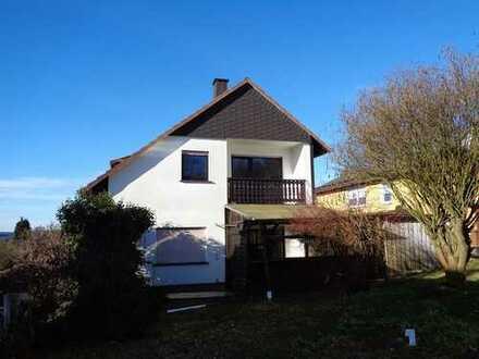 Ein-/Zweifamilienhaus in Wilnsdorf - Obersdorf in guter Wohnlage