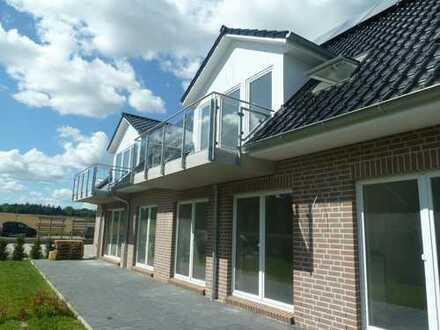 4 EG-Neubauwohnung mit Terrasse und Stellplatz in Pronstorf zu mieten