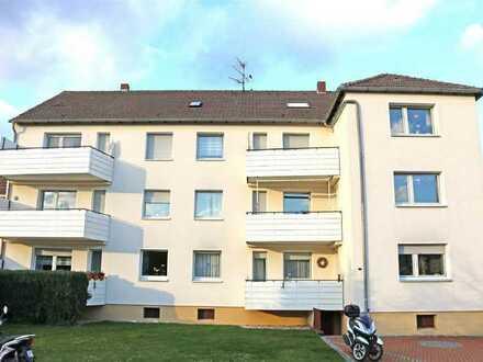 RESERVIERT: 4-Zimmer-Eigentumswohnung mit einer Garage in Hamm-Süden