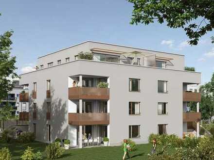 Penthouse-Wohnung mit 3-Zimmer und einer großen Dachterrasse (mit über 60 m²)