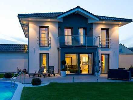 Bauen mit Elbe-Haus®! Viel Platz für die große Familie!