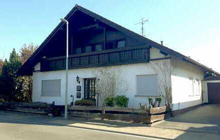 Freistehendes Haus mit Garten und Einliegerwohnung (vermietet) , provisionsfrei