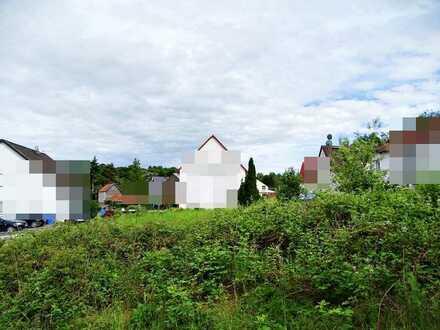 °°° Ein sonniges Grundstück für ein schickes Herrenhaus mit Garage und Garten! °°°