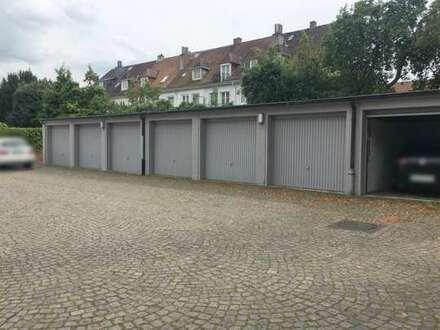 Hier schützen Sie Ihr Auto - Garage in Schwachhausen