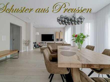 Schuster aus Preussen - Zepernick - moderne, neuwertige und exquisite Stadtvilla auf einem über 2...