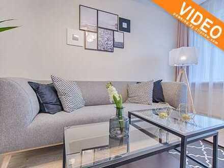 Gut vermietete 3 Zimmer-Garten-Wohnung mit Terrasse in sehr ruhiger Lage!