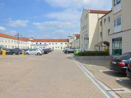 PKW-Stellplatz im Bahnhofcenter Altenburg