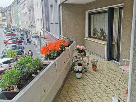 *Interessante Kapitalanlage mit Loggia, zentral gelegen in der Hagener Innenstadt*