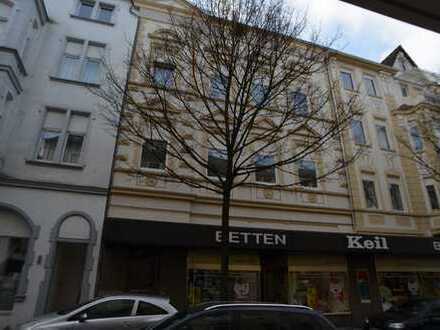 Gepflegte Wohnung im 3. Obergeschoss am Rande der Fußgängerzone