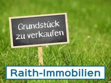 Großaitingen: Baugrundstück in sehr ruhiger Lage