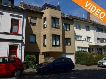 Individuelle 3-Zimmer-Maisonette-Wohnung mit zwei Balkonen in Bonn-Kessenich