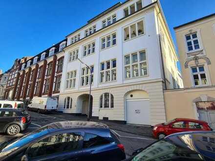 Exklusive 3-Zimmer-Loft-Wohnung mit Loggia in Mönchengladbach