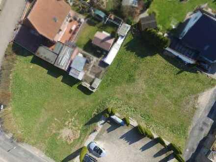 Grundstück(e) mitten in Volkersheim