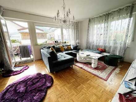 F&D | 3-Zimmer-EG-Wohnung mit sonnigem Balkon, EBK & Stellplatz