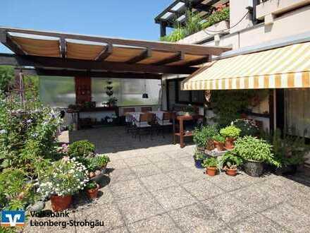 *** Terrassenhaus in attraktiver Wohnlage von Esslingen! ***