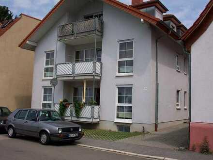 Helle 3-ZKB Großsachsen mit 2 Balkonen