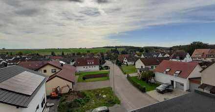 5 Neubauwohnungen in 72184 Weitingen zu vermieten, Erstbezug