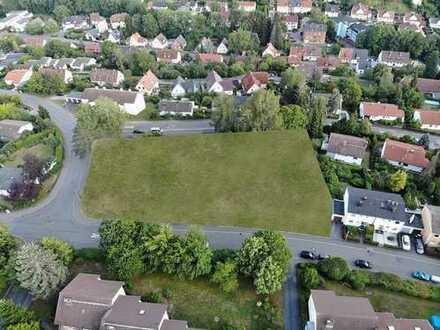 Wohnbaugrundstück mit 4544 qm zum Projektieren