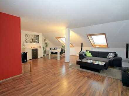 Großräumige 3-Zimmerwohnung mit Einbauküche