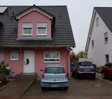 Doppelhaushälfte mit seperater Einliegerwohnung in Rhein-Neckar-Kreis, Altlußheim