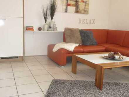 Schöne 2-Zimmer Wohnung mit Balkon in ruhiger Lage - möbiliert zu vermieten