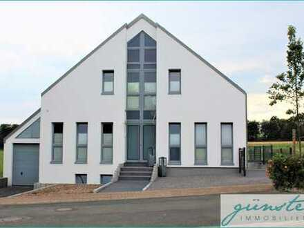 Unna-Kessebüren: Architektenhaus mit abgeschlossenem Appartment in exclusiver Wohnlage!