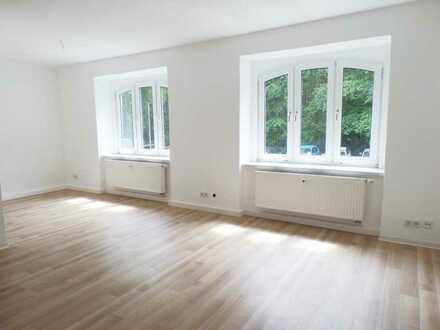 Kleine Wohnung in Uninähe, alles drin, sogar eine Einbauküche!