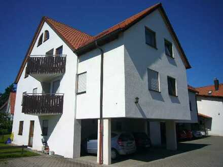 Gepflegte 5-Raum-Maisonette-Wohnung mit Balkon in Neuhausen