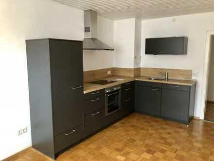 Schöne 2-Zimmer-Wohnung mit Einbauküche in Landsberg am Lech
