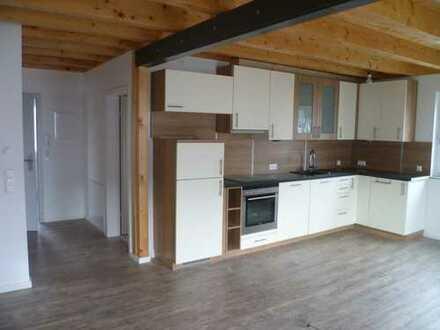 Neuwertige 4-Zimmer-Wohnung mit Balkon und Einbauküche in Bayern - Neusäß