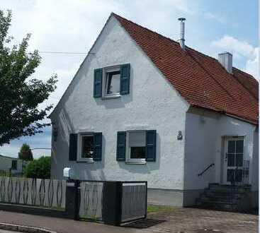Einfamilienhaus in Hiltenfingen