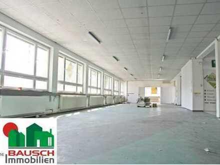 200 m² beheizte Lagerfläche