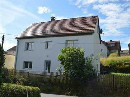 Einfamilienhaus in Starbach bei Nossen zu mieten