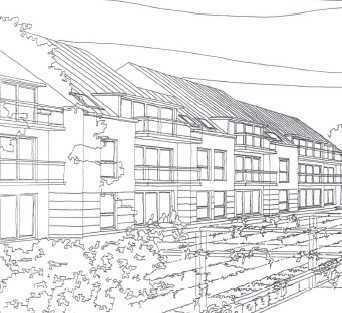 Frisch saniert! 3-Zimmer Wohnung mit Terrasse, Garten, Carport und Tiefgaragenstellplatz