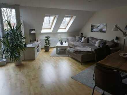 Exklusive und moderne 4 Zimmer Dachgeschosswohnung