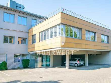 Ihr neuer Firmensitz: Büro- und Hallenkomplex im Gewerbegebiet-Buschhausen!