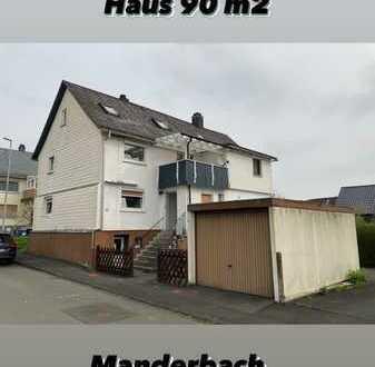 Gepflegtes 4-Zimmer-Reihenhaus mit Einbauküche in Dillenburg