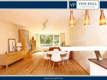 Modernisierte 3,5-Zimmer-Wohnung im Westen