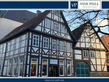 Historisches Wohn und Geschäftshaus