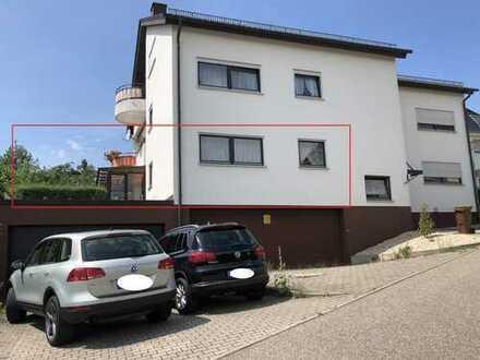 Tolle 3-Zimmer-Wohnung in guter Lage mit Garage im Haus