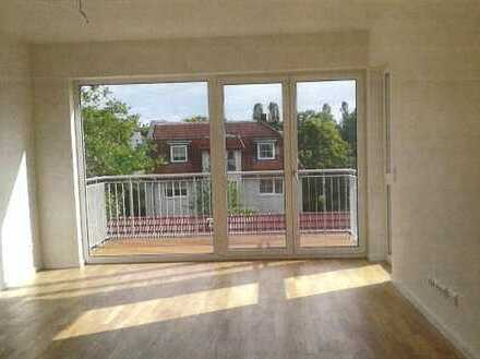 teilmöbliert, 2 Balkone, hell und ruhig