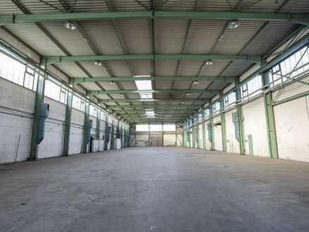 Industriehalle in Dortmund Dorstfeld