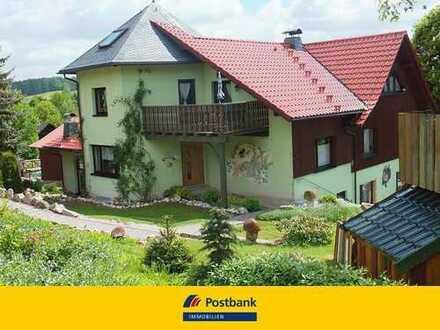 Märchenhafte 5-Sterne-Ferienanlage im wunderschönen Vogtland!