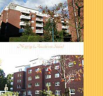 Nur für Kapitalanleger: Erdgeschosswohnung mit Balkon