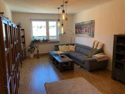 Stilvolle, vollständig renovierte 5-Zimmer-Wohnung mit Balkon und EBK in Mannheim, Oststadt