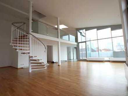 Luxus & Privatsphäre • Penthousewohnung mit großer Terrasse im Frankfurter Westend