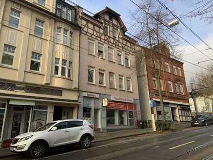 Mehrfamilienhaus mit Gewerbeeinheit in Bochum Linden!